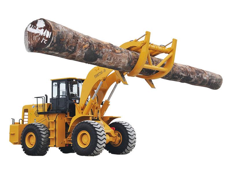 10吨木材圆木夹抱机(原木夹抱机)FDM779J-10