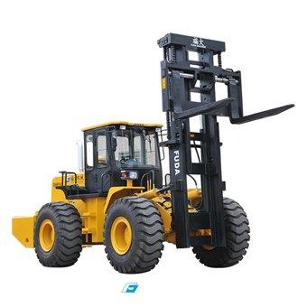 15吨越野叉车 FDM8150T