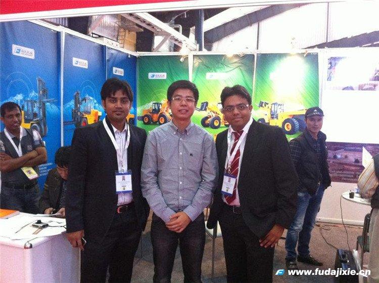 2012年印度石材展