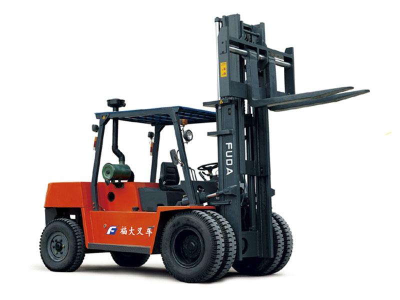 8吨叉车 FDM880