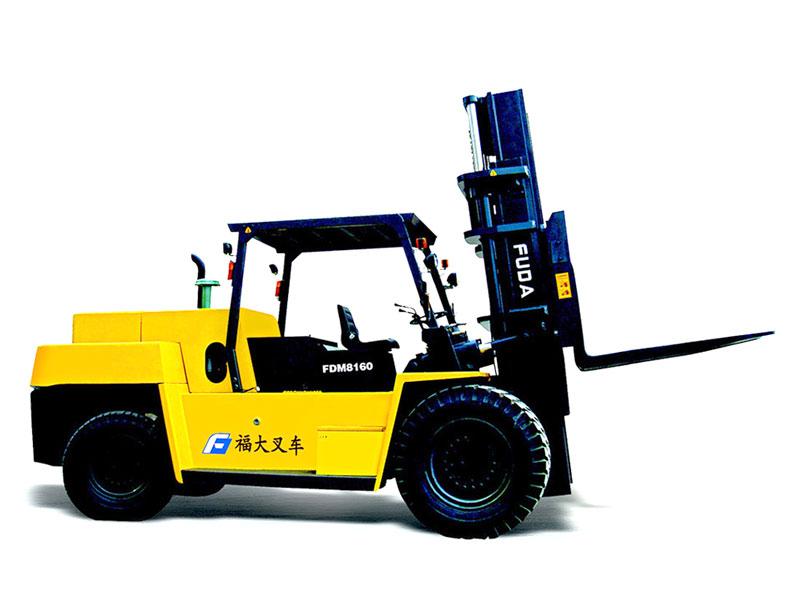 16吨石材叉车 FDM8160