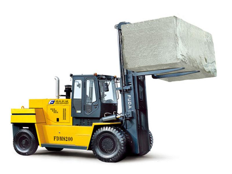 <b>20吨石材叉车 FDM8200</b>
