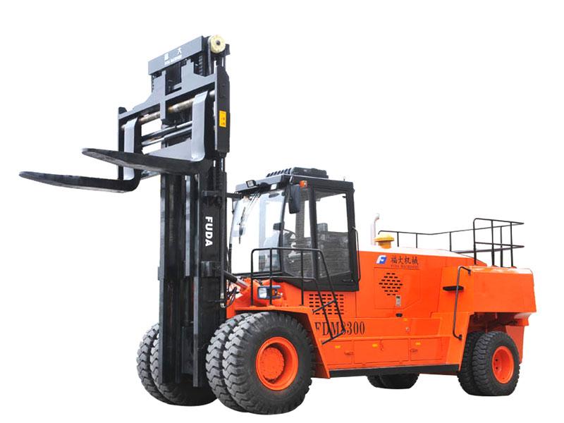 <b>30吨石材叉车 FDM8300</b>