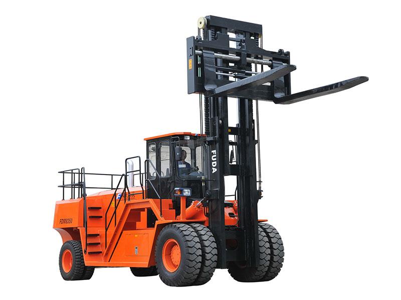 <b>35吨石材叉车 FDM8350</b>